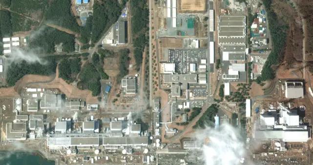 卫星拍下可怕一幕,日本核禁地惊现神秘罐体,用途令人不寒而栗