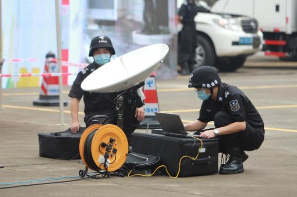 21CN赋能中国电信中南大区2020年应急通信演练