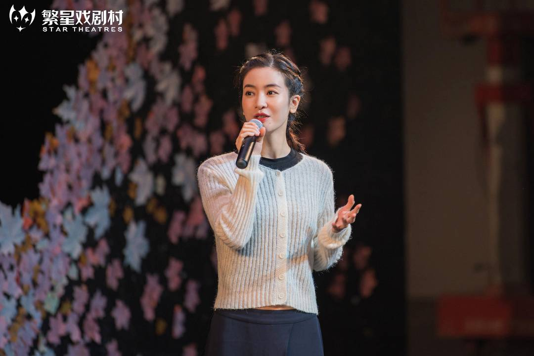 """封面会客厅丨""""小燕子""""李晟投入《奋不顾身的爱情》:我正处于女演员最好的年龄"""
