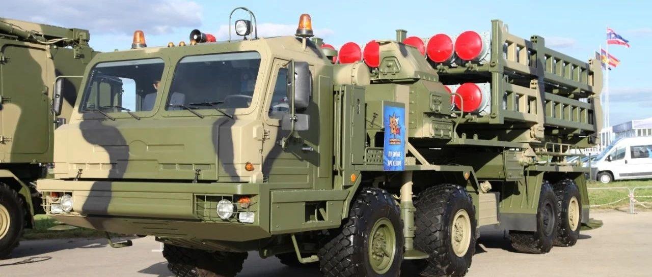 俄S-350单车扛32弹,近6倍于红-16