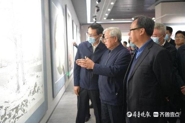 174件中国画作品亮相李荣海美术馆,展览持续至11月30日