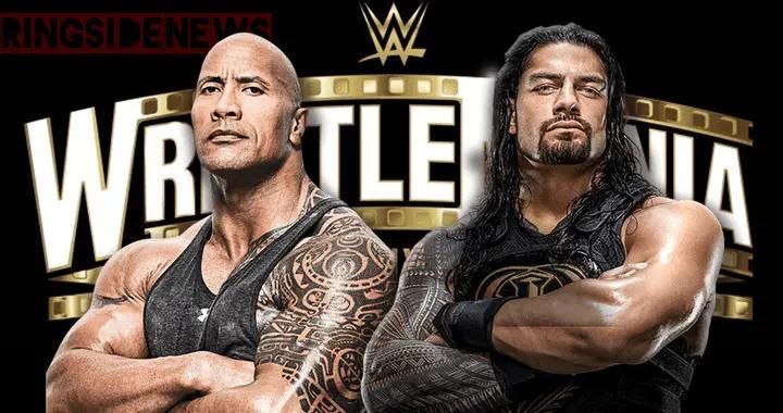 外媒曝光大惊喜!巨石强森已同意回归WWE对战罗曼·雷恩斯