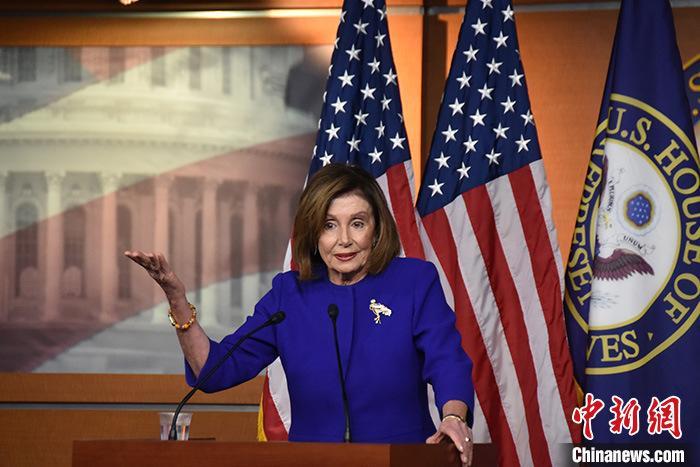 想在美大选前通过纾困法案?佩洛西设48小时谈判时限