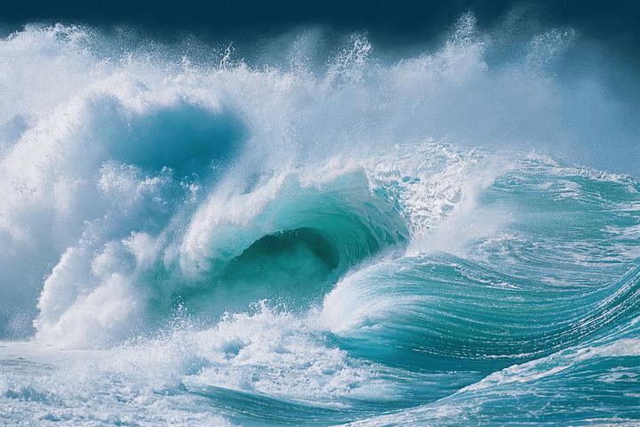 【地评线】做奔腾的浪花,无论大小