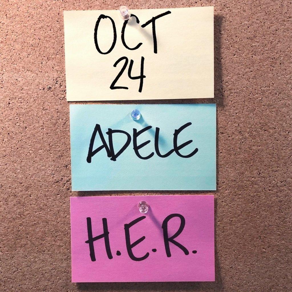 阿黛尔将主持《周六夜现场》,或将发行新专辑图片