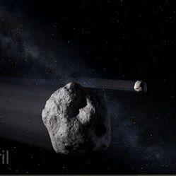 美国大选前一天,一颗小行星可能将撞击地球