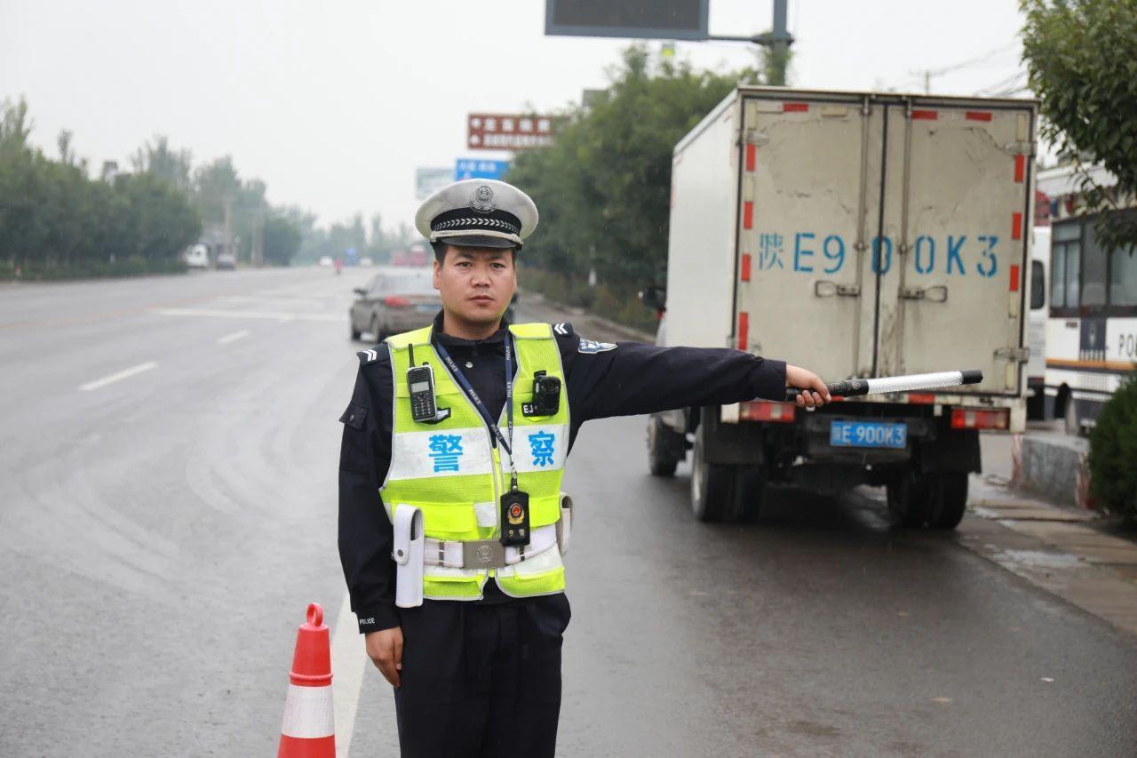 【警察风采】陕西澄城县孙瑞平:把每一件小事做好就是最大的不平凡