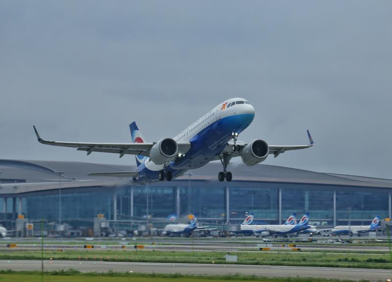 冬春航季,重庆航空新开29条航线图片