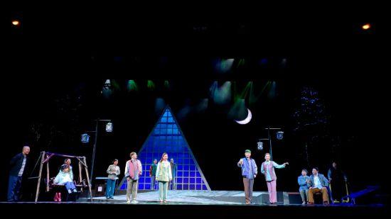 【艺动庐州】精彩!大型庐剧现代戏《连心桥》在肥首演!