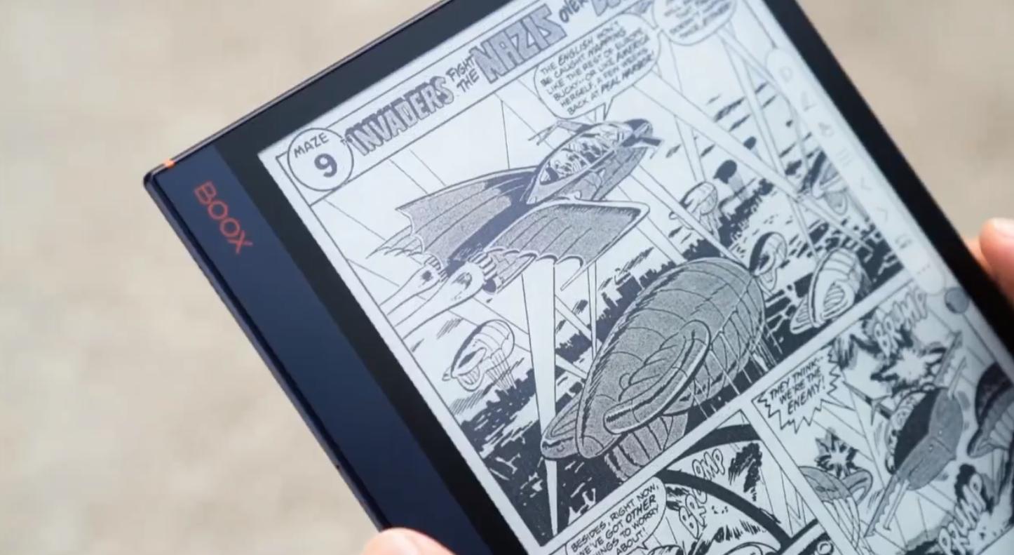 全金属机身!文石Note Air正式发布,好看得不像电纸书
