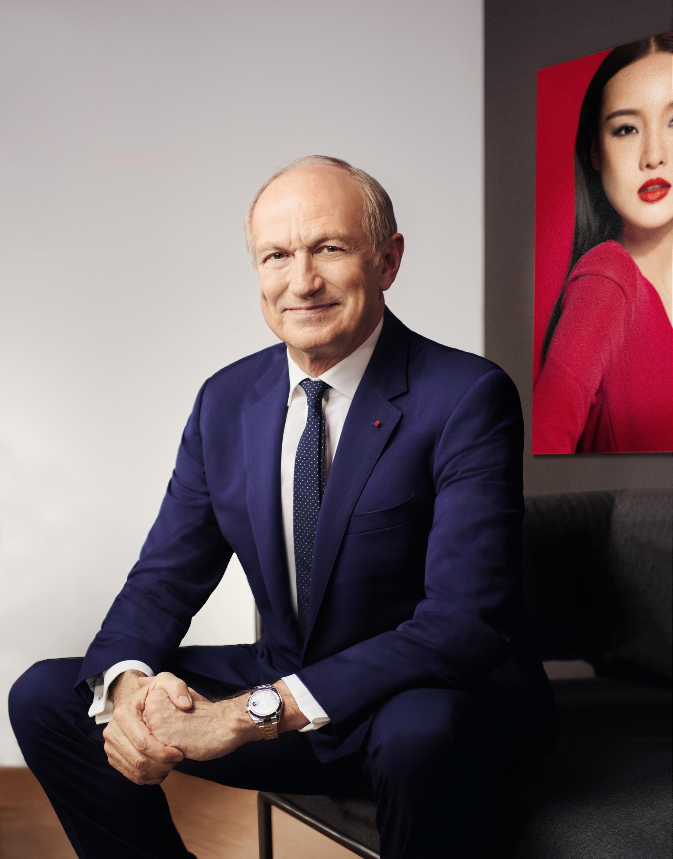 欧莱雅集团宣布首席执行官继任者 2021年5月1日接棒安巩先生