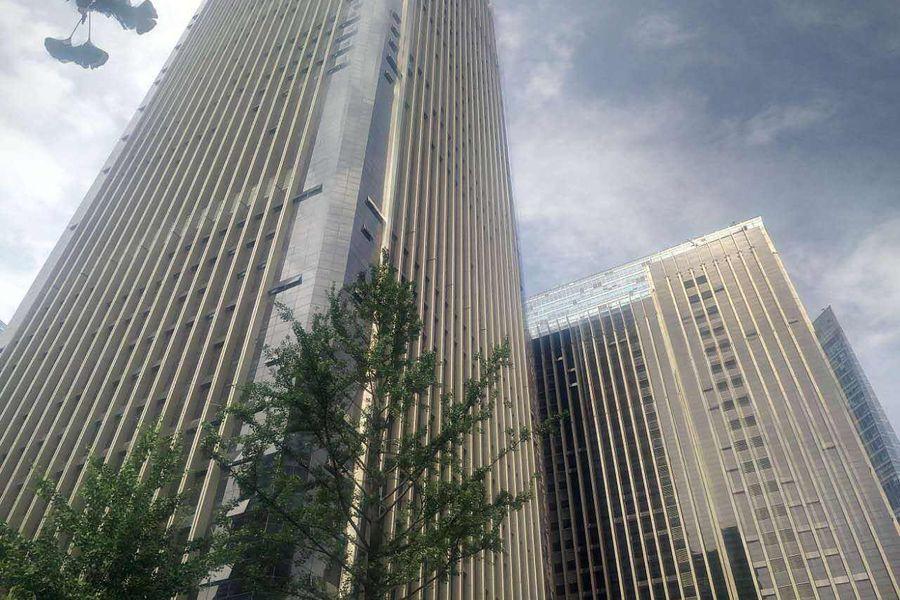 2020年10月成都市金融城商圈写字楼市场租赁情况