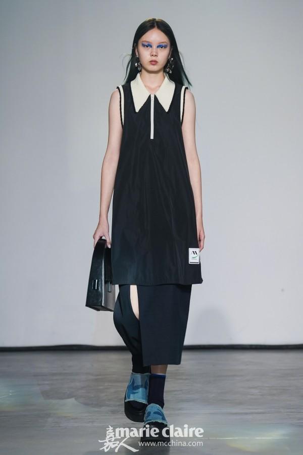 运动与时尚的全优生 MAIA ACTIVE × Short Sentence联名系列上海时装周发布