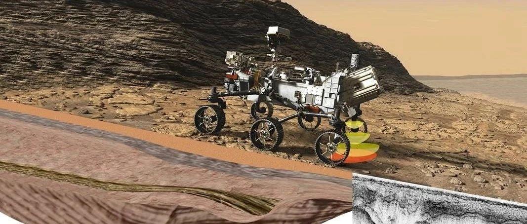 毅力号火星车将首次在火星上使用穿透地表的雷达,一探火星地下的地质奥秘