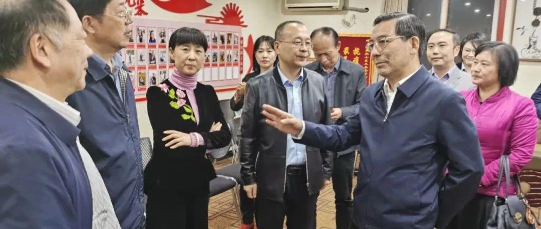 """李惠东率队赴湖北调研""""民革党员之家""""建设"""