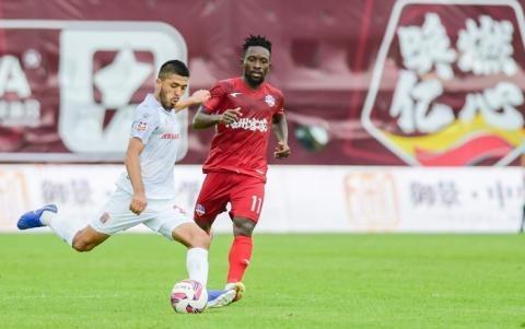 中国足协公布中甲联赛第二阶段赛程