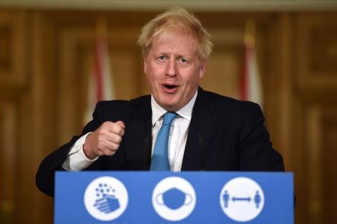英媒曝首相约翰逊因工资低计划辞职 英首相府否认