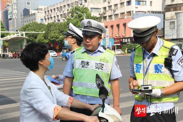 """江苏又有3市对""""不戴头盔""""实施处罚"""