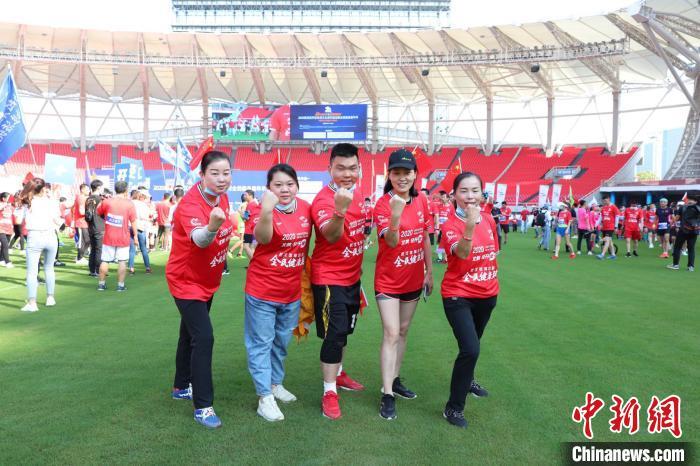历经军运和新冠疫情大考 武汉体育中心重新开放