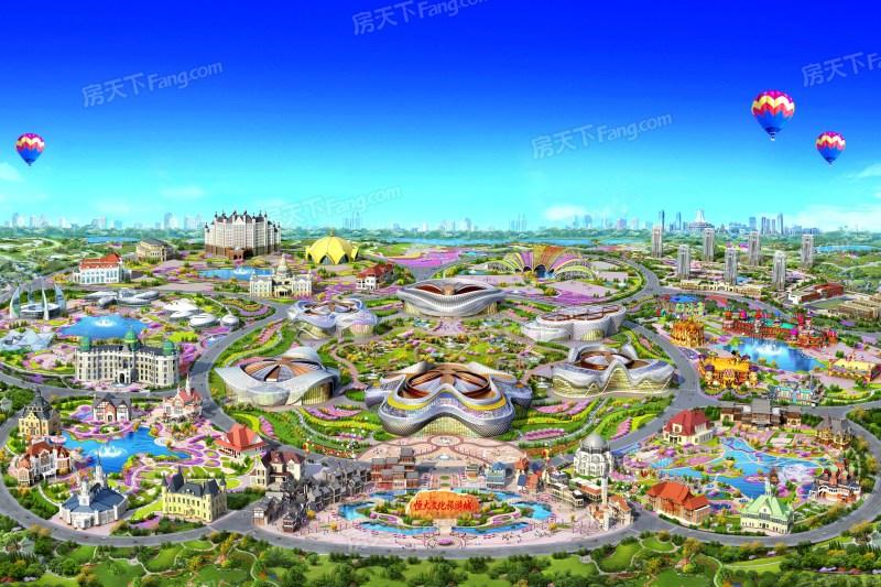 南宁空港恒大文化旅游城怎么样 南宁空港恒大文化旅游城二手房出售