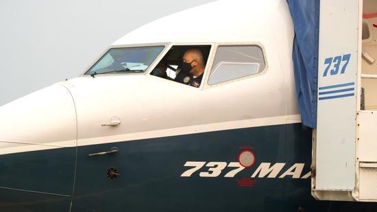 美国FAA局长对737 Max试飞后表示乐观 但重申没有明确批准时间表