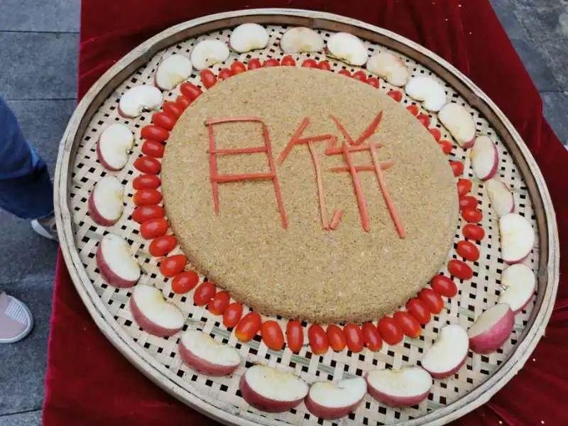 """吃""""月饼""""过""""双节"""",重庆动物园的动物们好嗨哟图片"""