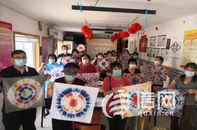 延安路街道以系列文化惠民活动为载体 提高居民满意度