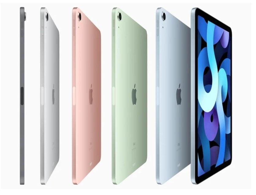 苹果iPad Air 4营销材料抵达零售店,暗示即将开售