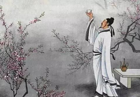 """唐朝有位诗人,酒量比李白还厉害,据说能饮""""五斗""""自称五斗先生"""