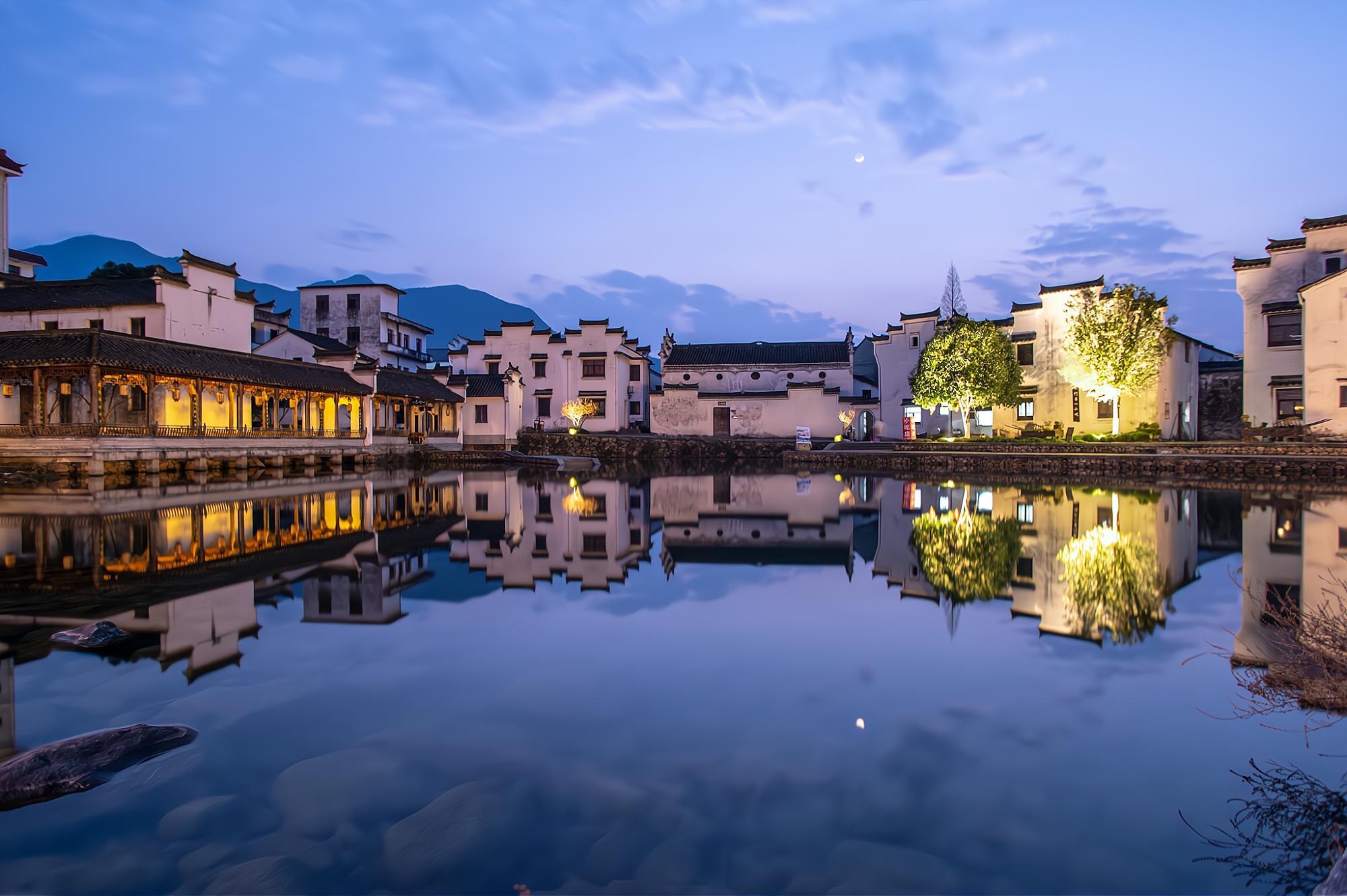 杭州龙门古镇,东吴大帝孙权后裔的聚居地,至今1700多年历史