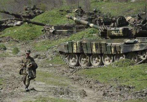 阿塞拜疆不宣而战,停火协议只是摆设,刚生效数分钟就发射炮弹