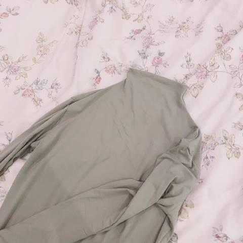 明日必买的日本半高领打底衫 无敌舒服无敌好穿