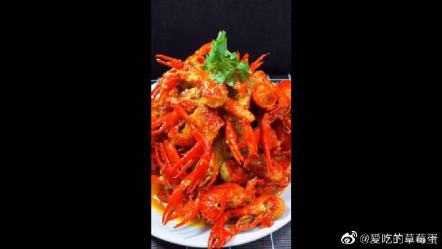 蒜蓉小龙虾最正宗的做法,蒜蓉配方很重要,鲜香入味,飘香十里