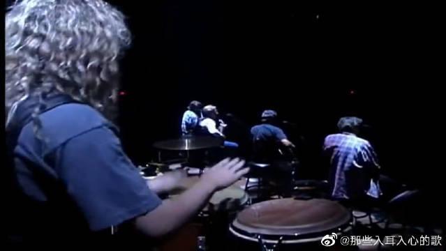 老鹰乐队1994冰封地狱演唱会现场版《加州旅馆》太经典!