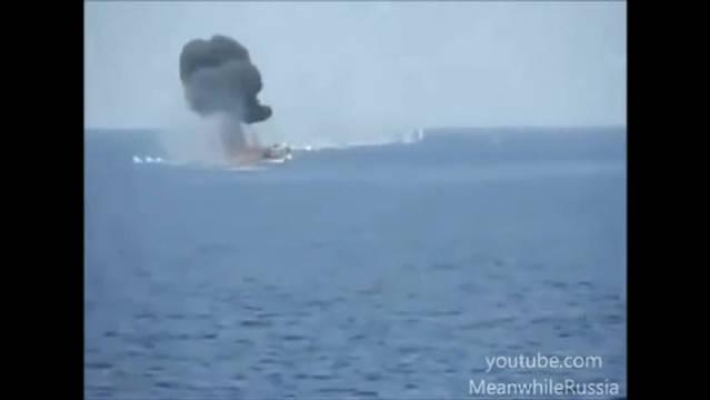 当索马里海盗遇到战斗民族海军,毛子:怪我咯?