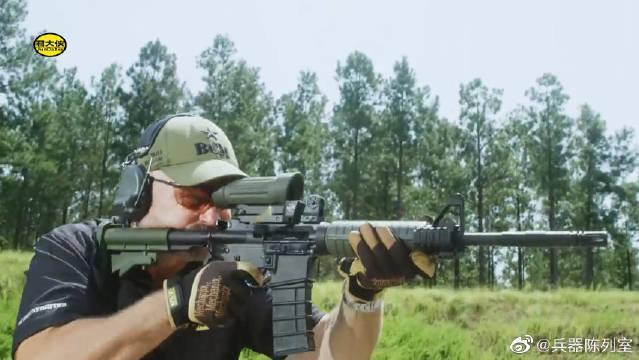 "SFW""特种部队支援武器""靶场实弹射击测试……"
