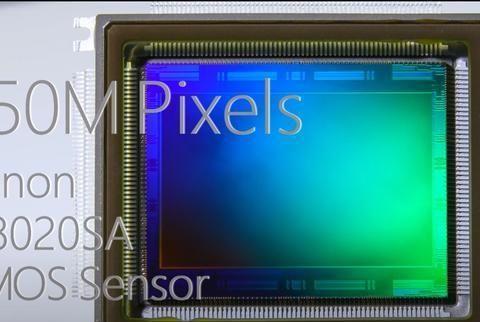2.5亿像素的感动!佳能超高分辨率相机传感器发布
