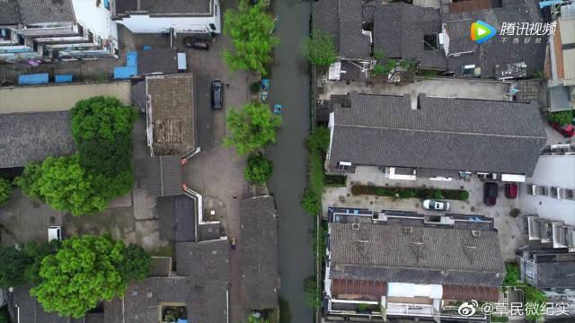 最是江南烟雨时,绍兴古街、东湖航拍