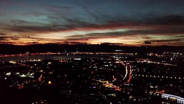 在不同城市拍到的天空,你见过云彩的多少种姿态?
