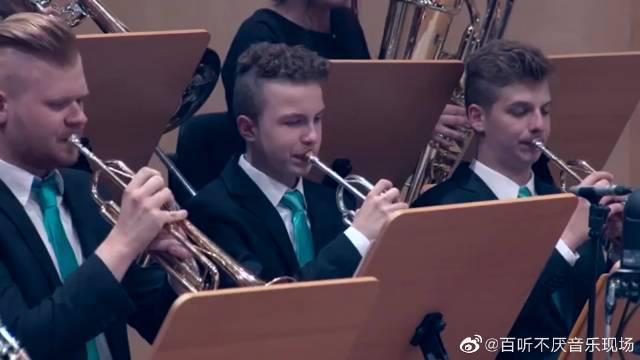 波兰音乐学校超震撼演奏《复联》经典旋律……