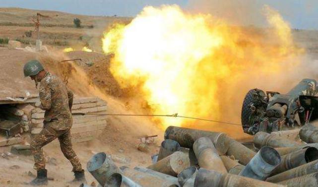 开战以来最大损失!阿塞拜疆特种兵遭全歼,亚方这场伏击战太经典