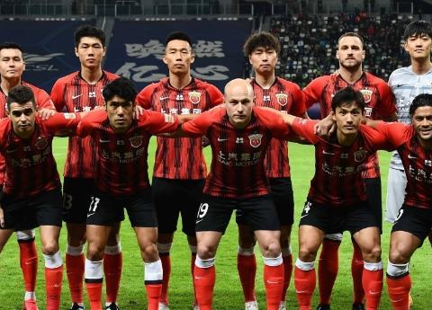 中超联赛争冠组上半区看好上海上港俱乐部夺得第一名