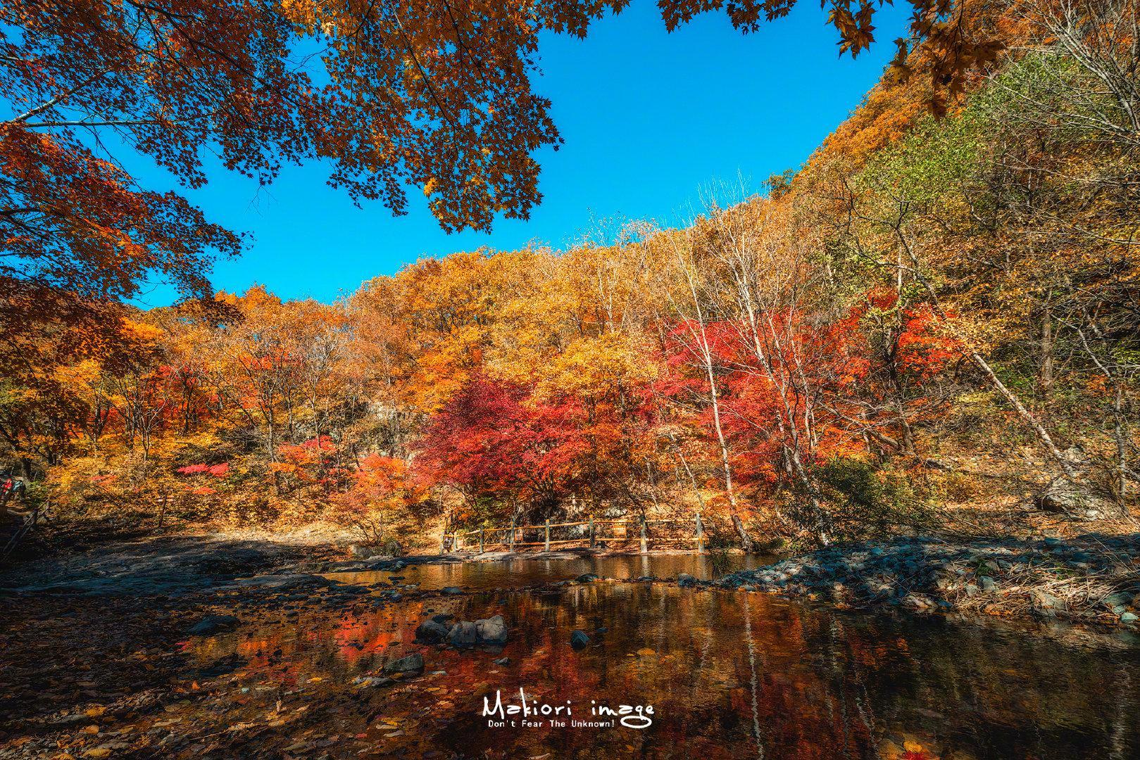 本溪关门山位于辽宁省本溪县的南部……