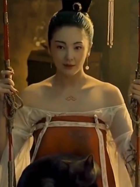 张雨绮的古装真美