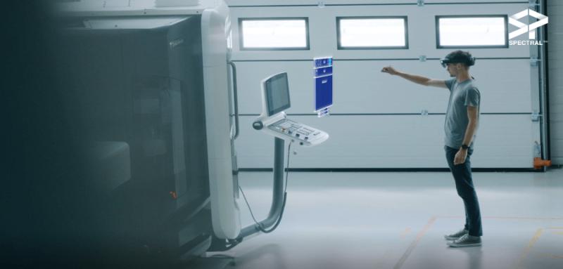工业AR解决方案商Spectral TMS获200万欧元种子轮融资