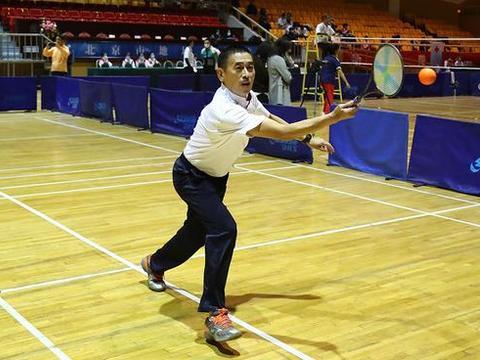 第12届北京市体育大会柔力球比赛举行18支代表队参赛