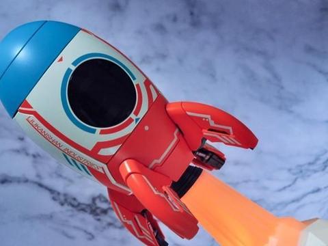 「玩具评测」CCS X 知乎 刘看山合金火箭机甲