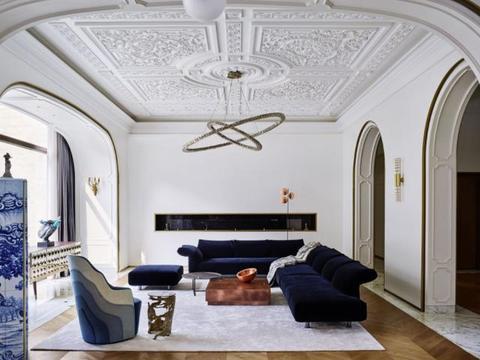 参观杨坤独一无二的豪宅,光是装修就花了三年时间,真是奢华