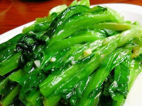 家常快手素小炒,清炒油麦菜,制作简单,清淡爽口