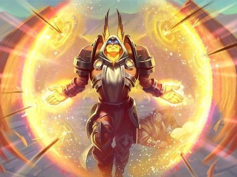 炉石传说:钻石传说分段高胜率卡组——甩笔圣契骑